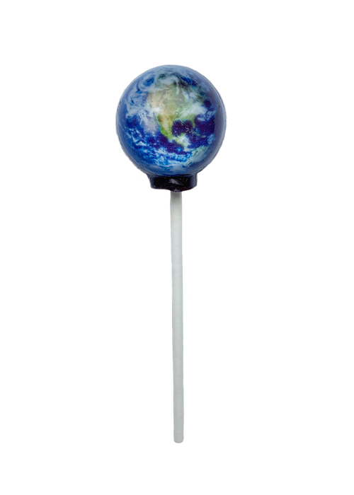 CBD Planet Lollipop (Earth)