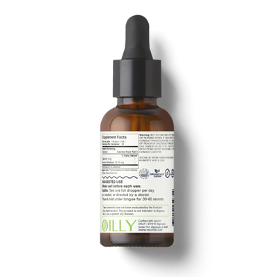 1000 MG CBD Oil (WR)