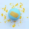 Peppermint CBD Bath Bomb Fizzy