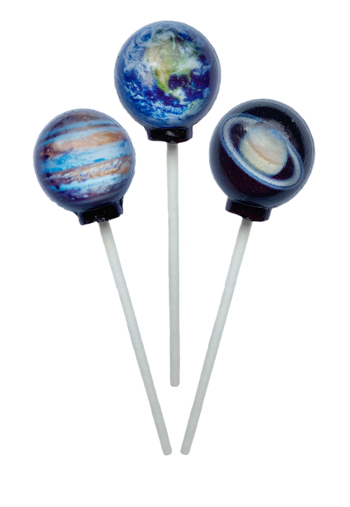 CBD Planet Lollipop 25 mg