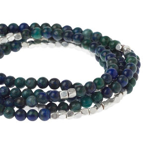 Azurite Wrap/Necklace
