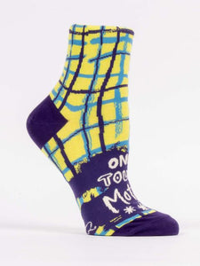 One Tough Mother Women's Crew Socks
