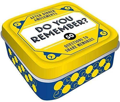 Do You Remember? Game