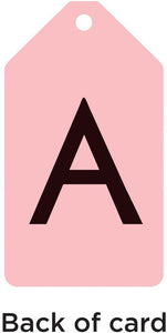 My ABC's Ring Flashcards