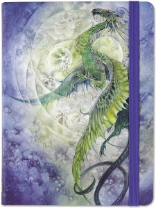 Dragon Hardcover Journal