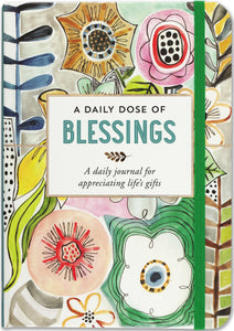 Daily Dose of Blessings Journal