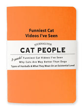 Cat People Journals