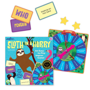 Sloth in a Hurry Game