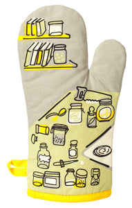 Dropping A New Recipe on Your Ass Oven Mitt