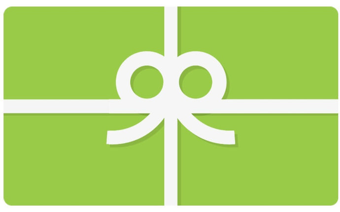 Green Hippo Gift Card
