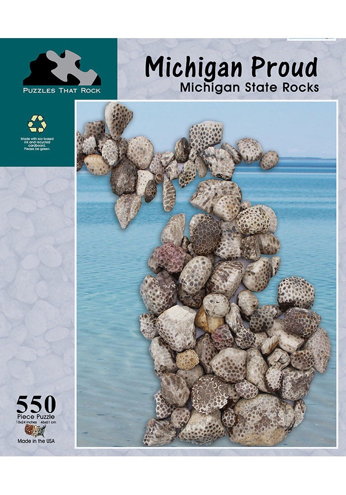 Michigan Proud Puzzle