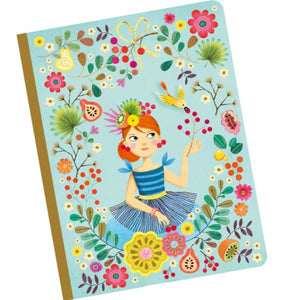 Djeco Notebook Rose
