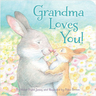 Grandma Loves You! Board Book