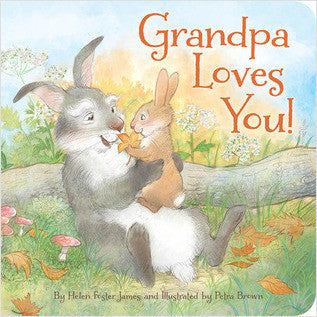 Grandpa Loves You! Board Book