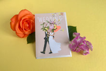 Floral Bouquet Wedding Greeting Card