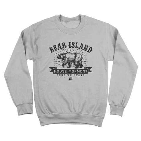 Bear Island House Mormont Got Crewneck Sweatshirt
