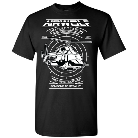 Airwolf T-shirt