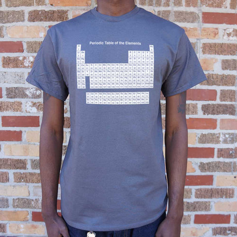 Periodic Table T-Shirt (Mens)