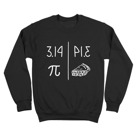 3.14 Pie Day 314 Crewneck Sweatshirt
