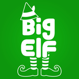 Big Elf Crewneck Sweatshirt