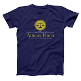 Atticus Finch Law Men's T-Shirt