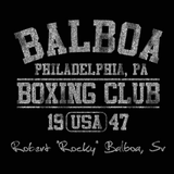Balboa Rocky Club Men's T-Shirt