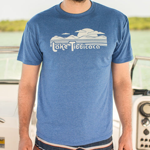 Lake Titticaca T-Shirt (Mens)