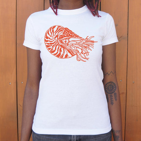 Nautilus T-Shirt (Ladies)