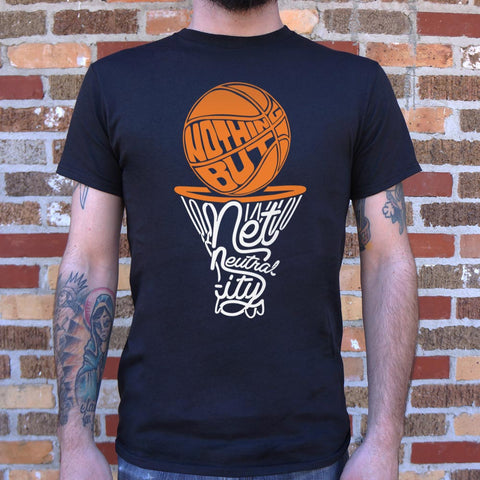 Nothing But Net Neutrality T-Shirt (Mens)
