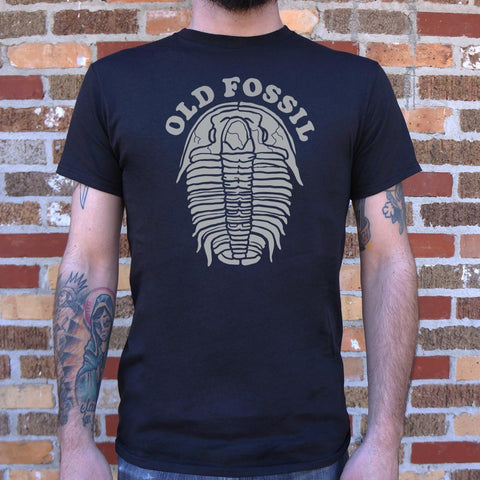 Old Fossil T-Shirt (Mens)