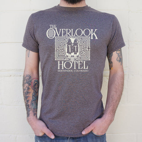 Overlook Hotel Sidewinder Colorado T-Shirt (Mens)