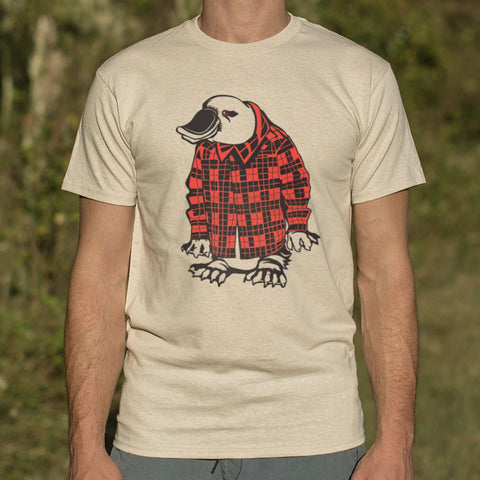 Plaidy Pus T-Shirt (Mens)