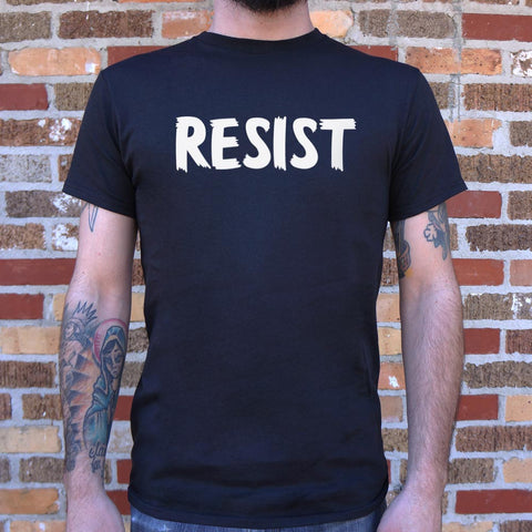 Resist T-Shirt (Mens)