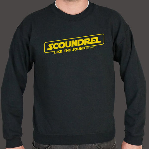 Scoundrel I Like The Sound Of That Sweater (Mens)