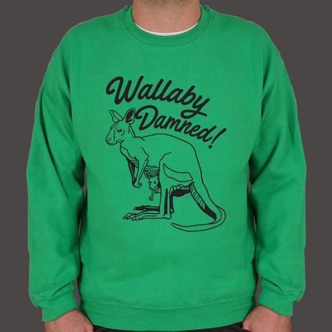Wallaby Damned Sweater (Mens)