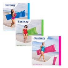 Load image into Gallery viewer, Inflatable Air Mattress Lounge Pool Swim Camping Luxury Relaxing Airbed Mat Float