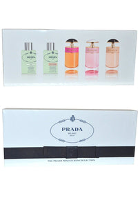 Prada Women Miniature Gift Set 8ml
