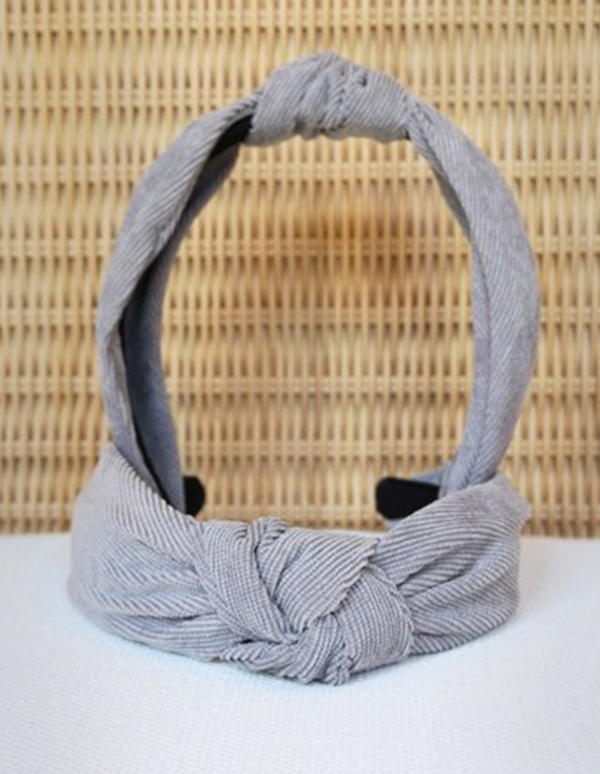 Autumn Knot Headband