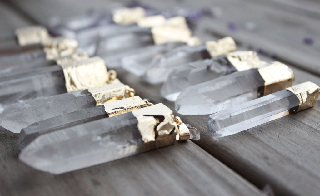 Why You Should Own A Clear Quartz