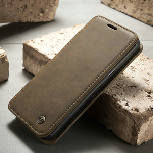 iPhone 6/6S Plus 7Plus/8Plus Multifunction Leather Case