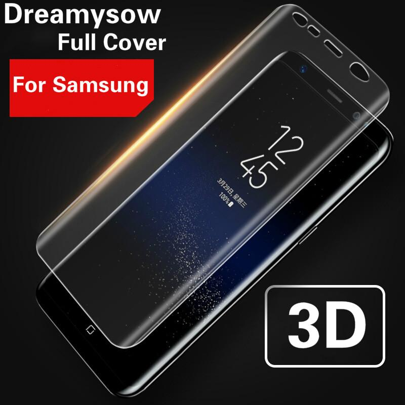 Samsung Galaxy S9 S9 Plus Hot Bending Pet Mobile Phone Film Surface Full Coverage HD Soft Film