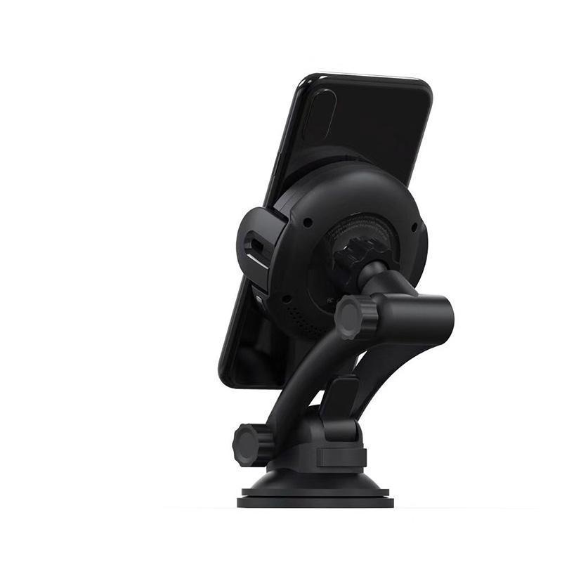 Infrared Sensor Car Charger 15W Fast Wireless Charging Holder Air Vent Suction Mount Stand for Samsung Galaxy S9/S9+/S8+/S8
