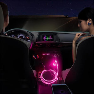 LED Moon lamp Night constellation lamp Innovative unique luminous data line