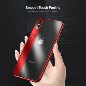 iPhone 8 7 plus Luxury Plated Case for iPhone 8 6 6s plus Cover Clear Phone Capinhas New