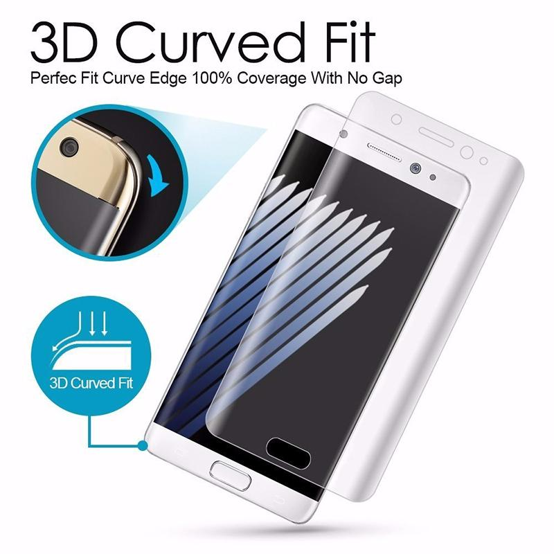 Samsung Galaxy Note8 Hot Bending Pet Mobile Phone Film Surface Full Coverage HD Soft Film