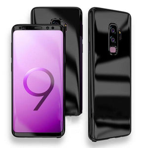 Plating 360° Full Body PC Front+Back Cover Protective Case+HD Film For Samsung Galaxy S9/S9