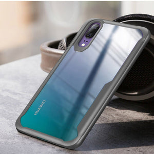 Soft Shockproof Transparent Silicone TUP Case For Huawei P20 Pro P20 Lite Mate 20 10 Pro Lite
