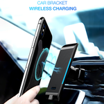 Magnetic Man Car Wireless Charger