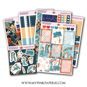 Mini Pilates Class Reminder Planner Stickers Exercise  Hobonichi Bullet Journal