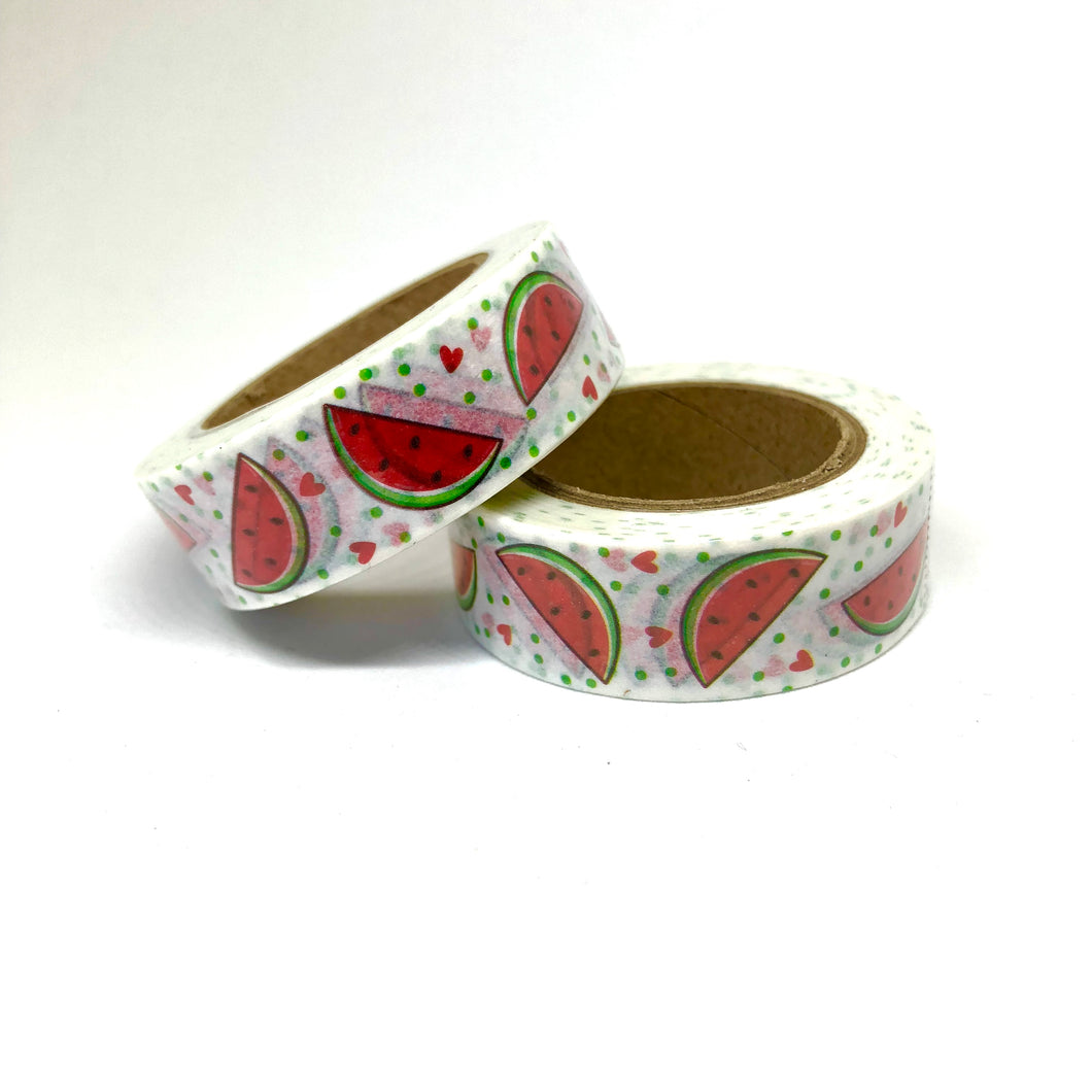 Watermelon Washi Tape Roll